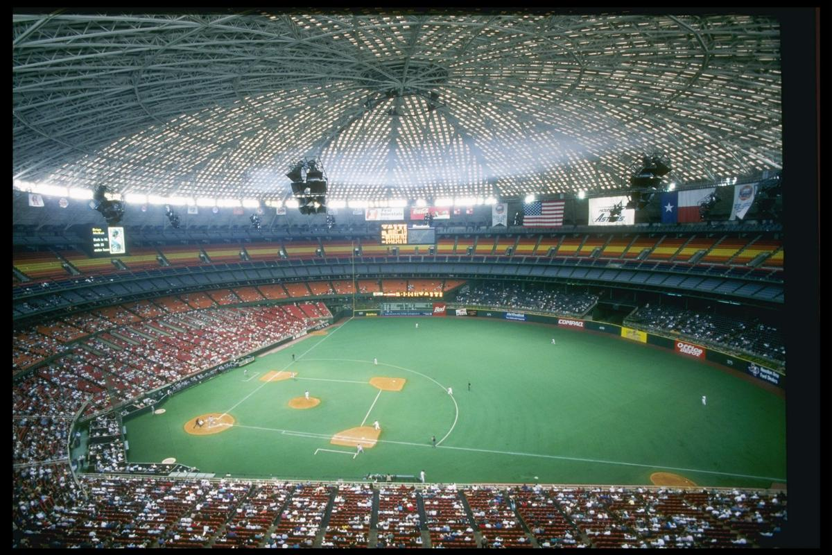 The dome has hosted multiple sports over the last 50 years / Shutterstock.com