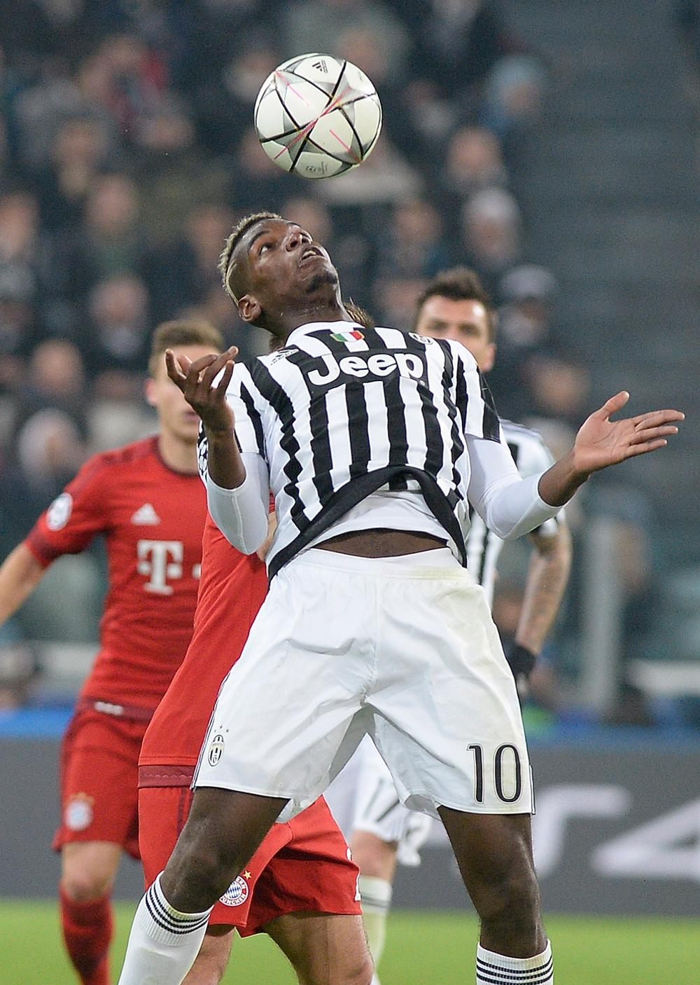 The machine predicted that purchasing Paul Pogba would've ensured Manchester City a Champions League spot / massimo Pinca / Press association images