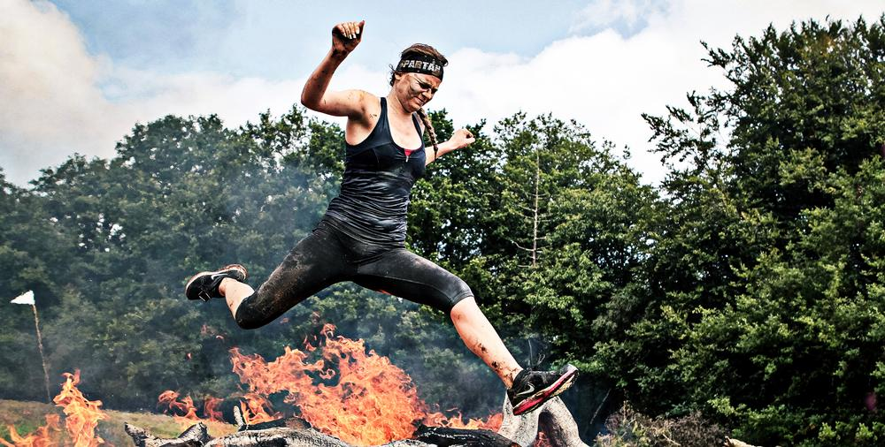 Spartan races feature global rankings to encourage competition