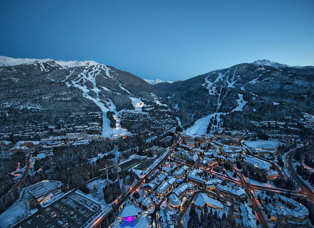 KSL, which only invests in travel and leisure, has a share in Whistler Blackcomb