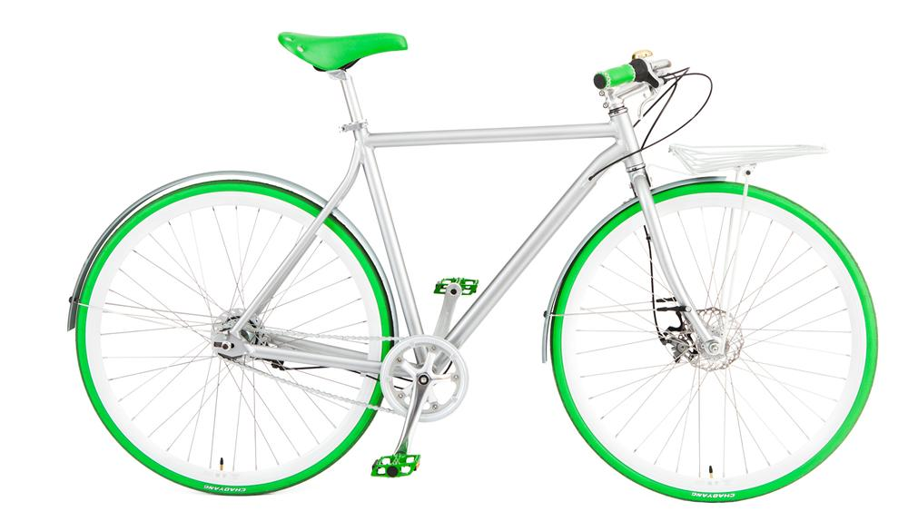 "The bikes are ""great looking urban commuters"" with 3-speed and aluminium bodies"