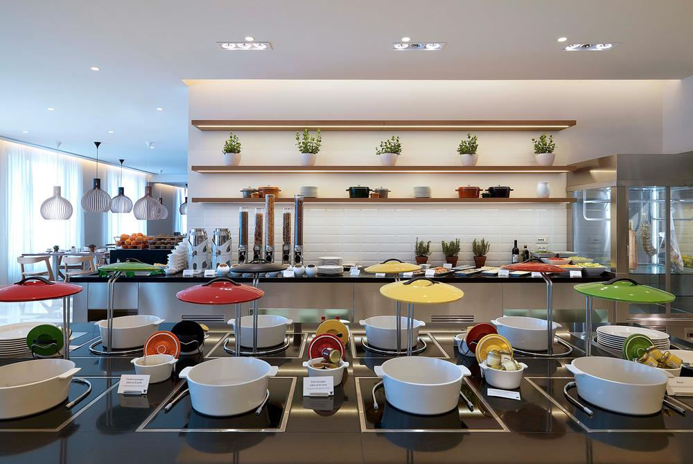 The resort has four restaurants / PHOTO: © MATTEO THUN + PARTNERS/DANIELE DOMENICALE
