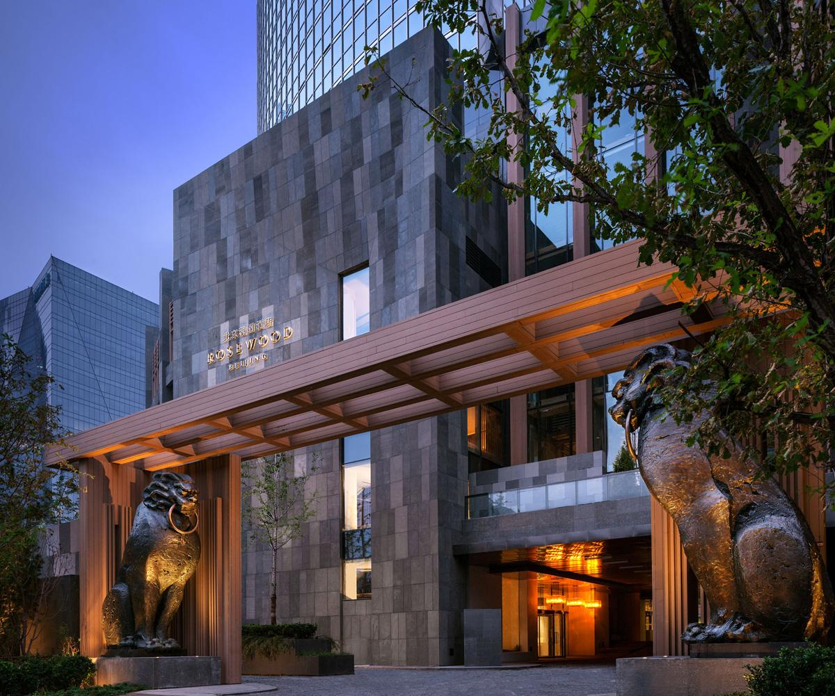 Spa Opportunities: - Rosewood debuts its first Asian property in