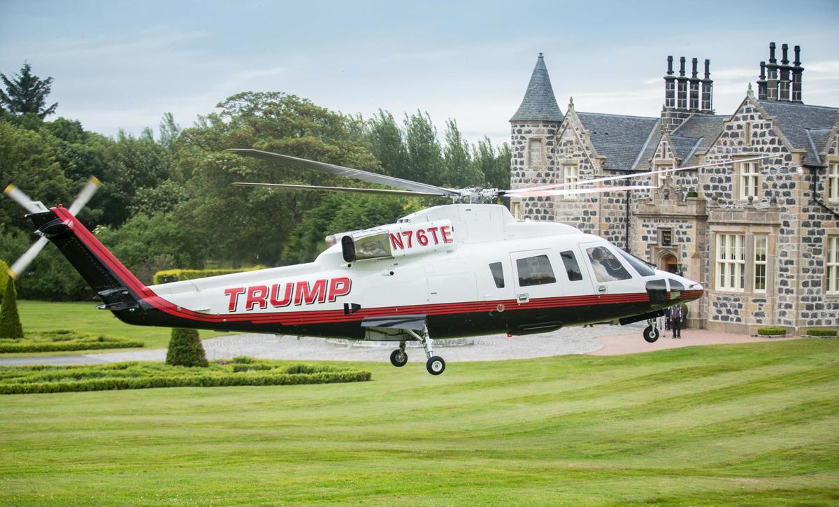 Trumps Aberdeen Golf Development To Take Off Again