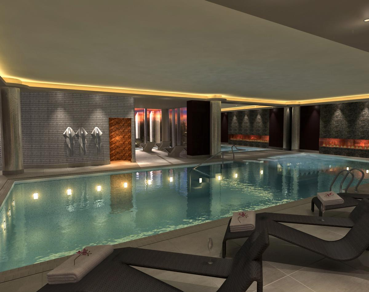 Aesthetic clinic EF Medispa will develop and manage the new 645sq m spa / EF Medispa