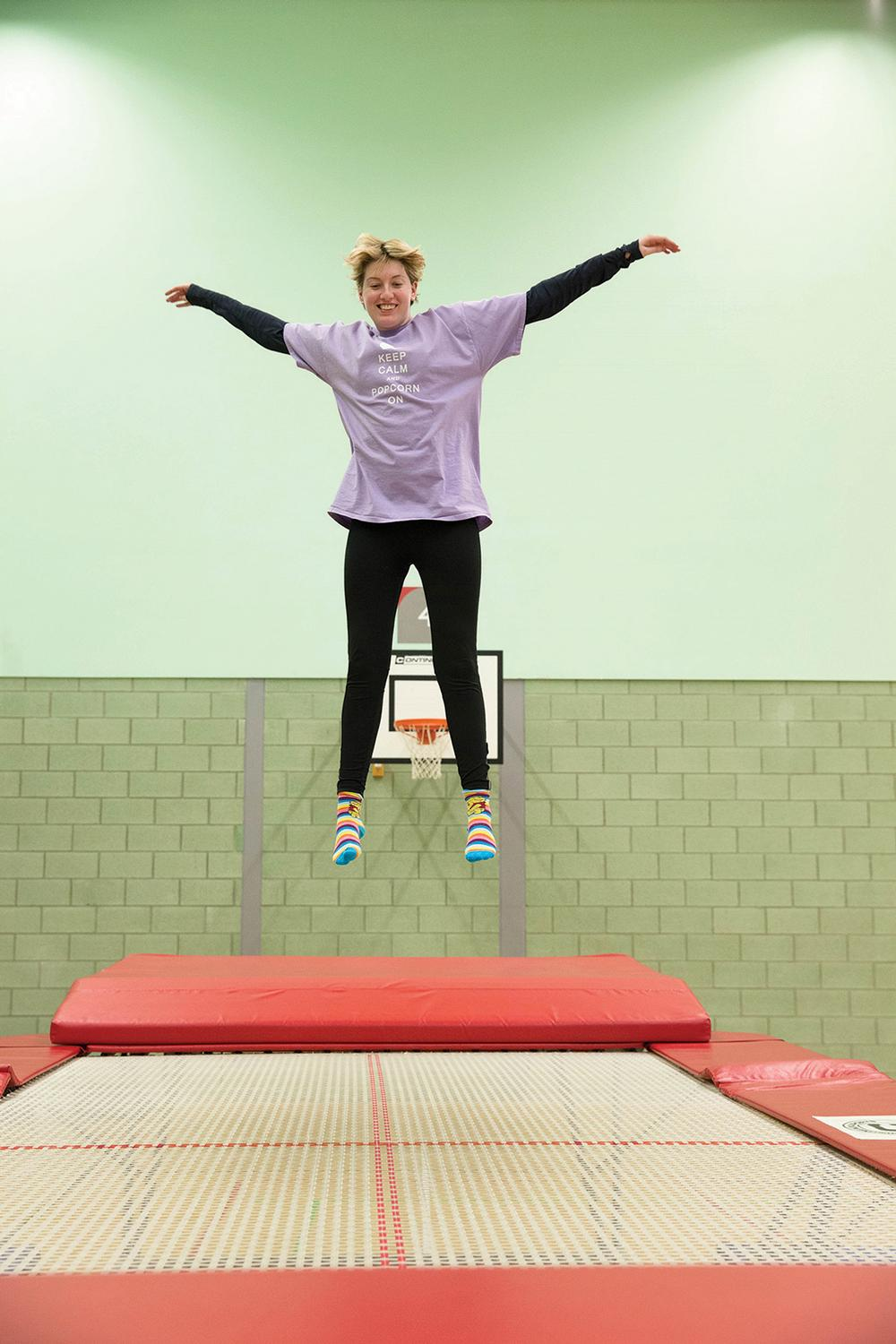 Sport for Confidence currently has 400 participants across five leisure centres