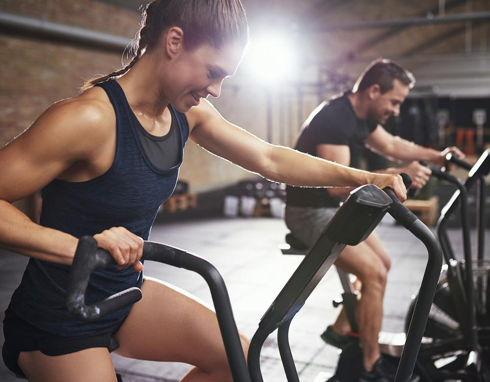 Many leisure centres have improved their facilites in recent years / SHUTTERSTOCK.COM