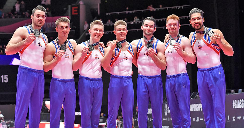 Team GB's men's squad won bronze at the London 2012 Olympic Games