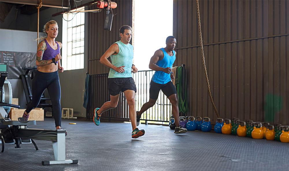 Staying healthy is the most common reason cited for doing physical activity / SHUTTERSTOCK.COM