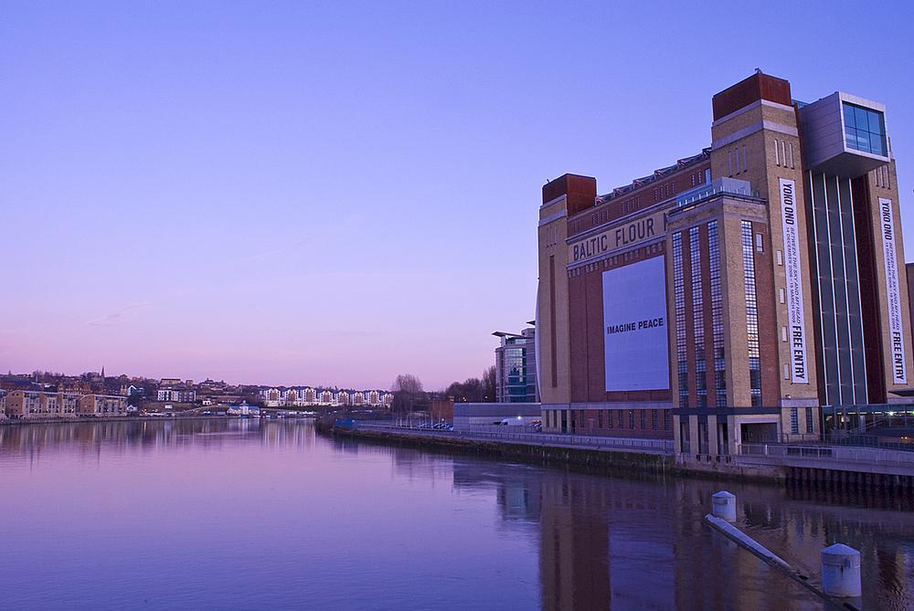 The Baltic Center for Contemporary Art, UK / PHOTOS: Atelier Ten
