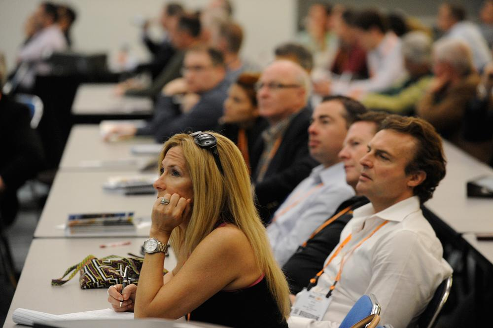 IHRSA 2014 presented a broad range of educational and motivational sessions, which were well attended