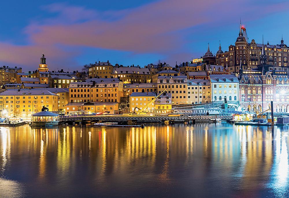 The Swedish land registry is trialling Blockchain / SCANRAIL1/SHUTTERSTOCK