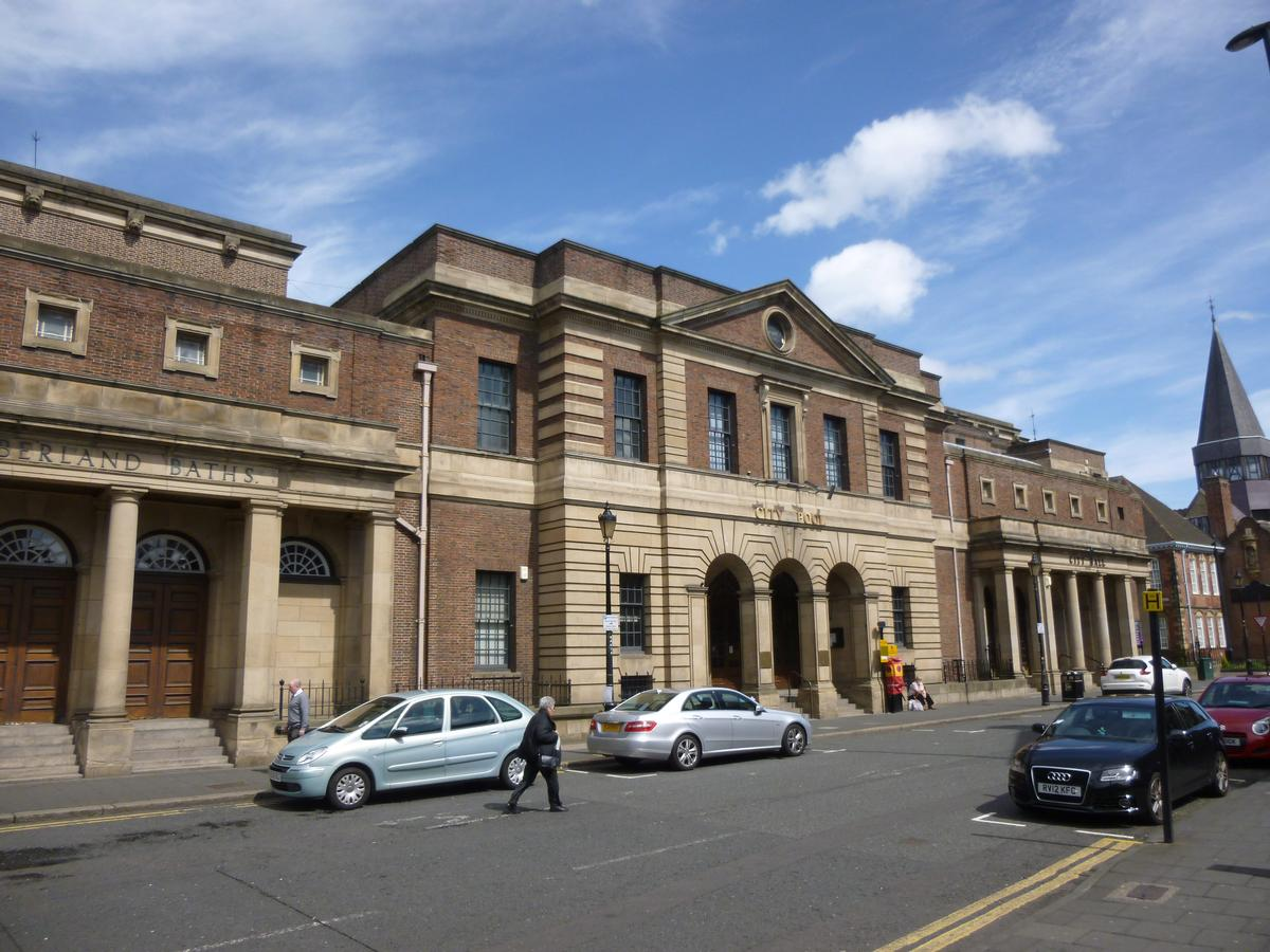 The Grade II listed complex, built in 1928 to serve the population of Newcastle upon Tyne, was shut in 2013