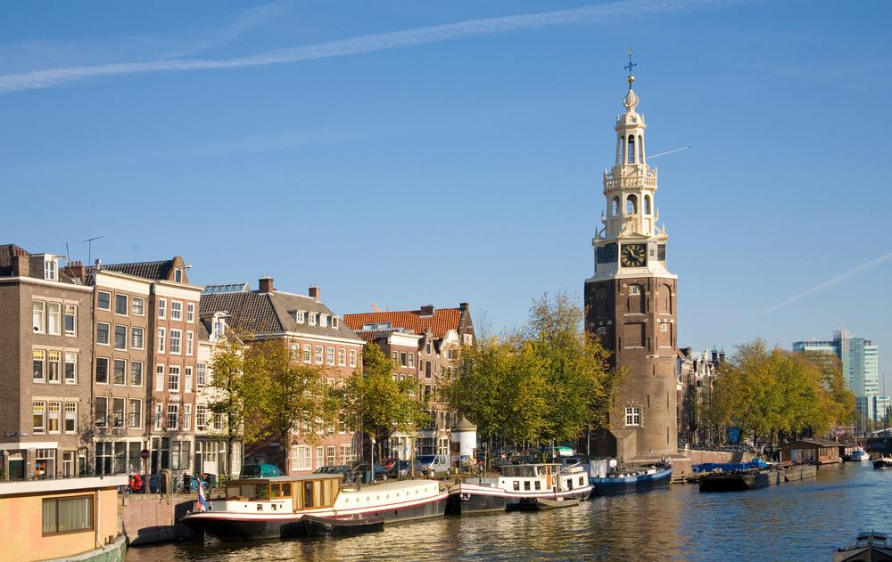 Amsterdam is a beautiful, friendly city crossed by more than 100 canals and waterways
