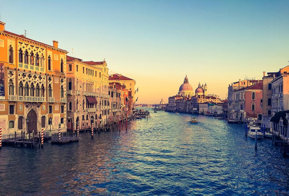 The Venice festival is one of the most important in the architectural calendar / shuttersock/Luigi Fardella