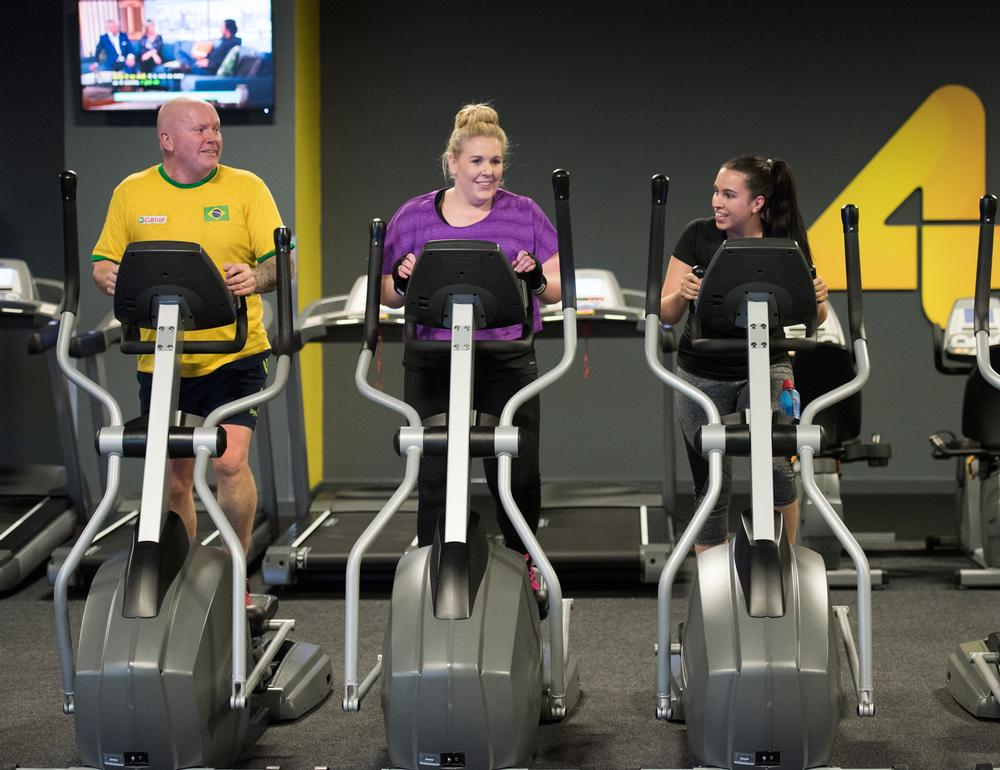 CSI has linked up with Xercise4less to help people in recovery get fitter