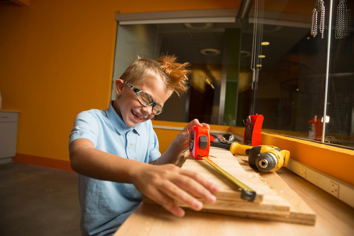 Interactive programming focuses on science, technology, engineering, arts and math education (STEAM) / Jack Rouse Associates