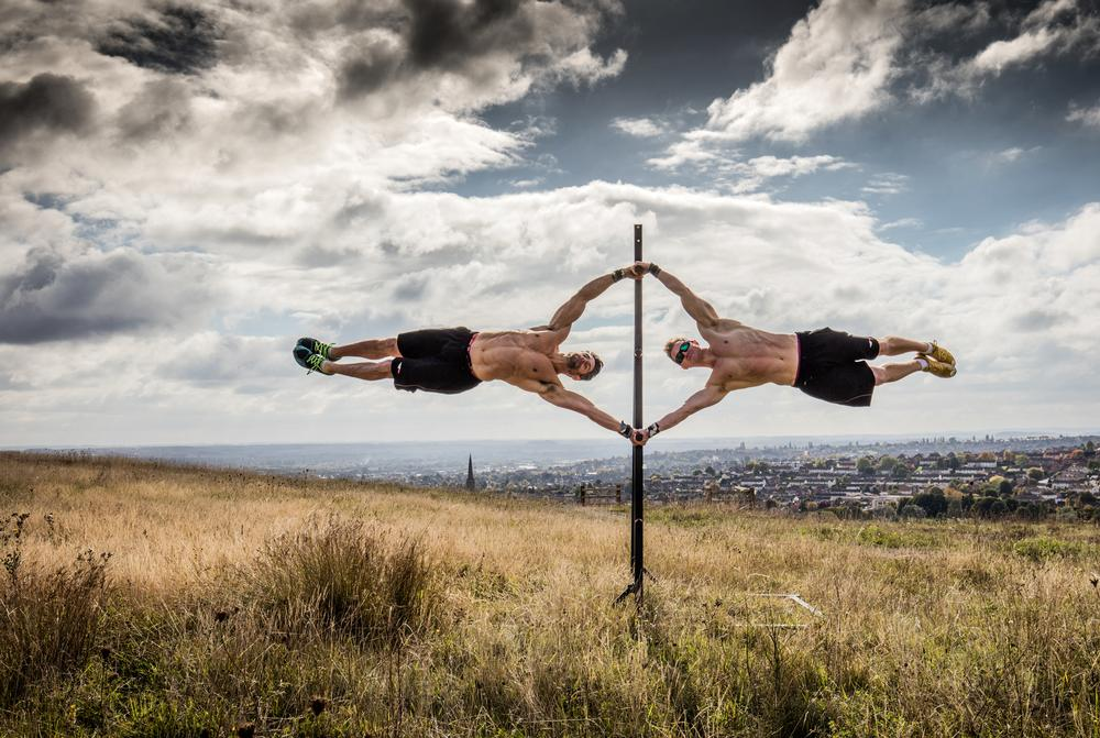 Calisthenics suits exercisers who are prepared to commit and train hard to achieve goals