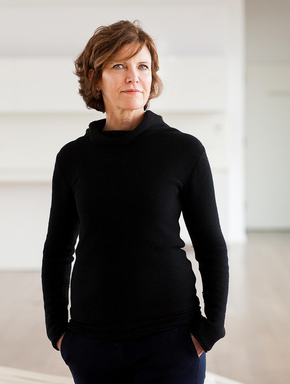 Jeanne Gang writes for a range of publications. She is currently teaching at Harvard Graduate School of Design / Photo: ©Sally Ryan