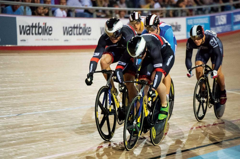 Athletes use the Wattbike for strength and conditioning, warm up, testing and rehabilitation