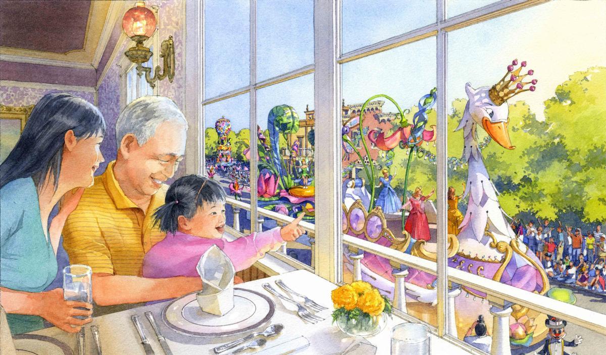 Fantasyland at Tokyo Disneyland will double in size / Disney