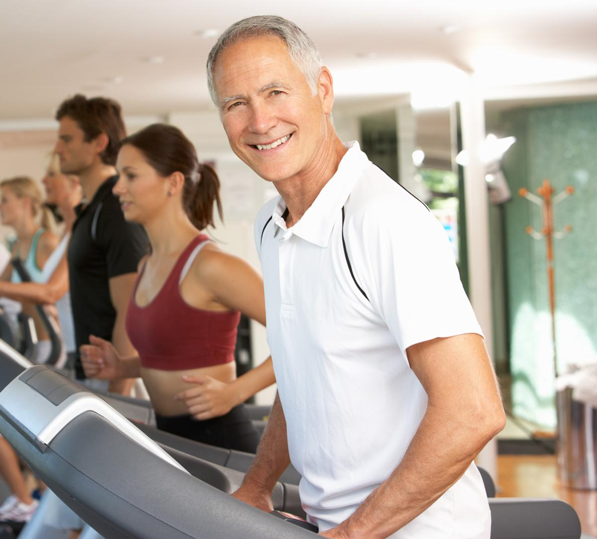 45% of women and 33% of men are not active enough for good health