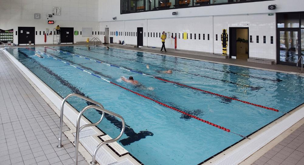Facilities at Abraham Darby include a pool with moveable floor