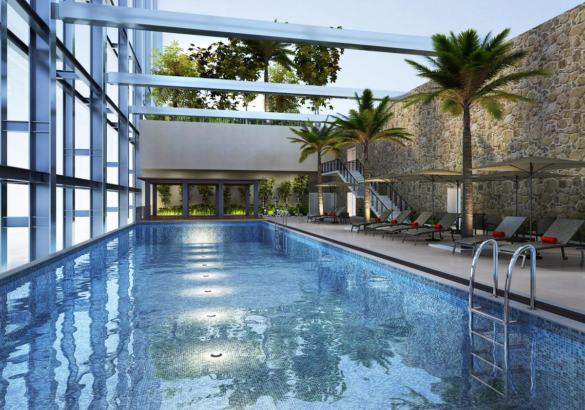 Fitness first unveils invitation only health club - Fitness first gyms with swimming pools ...