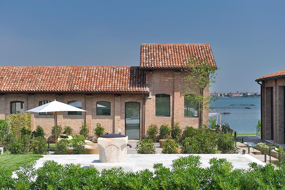 The 1,750sq m GOCO Spa at the JW Marriott Venice Resort + Spa is housed in an early 20th century building.