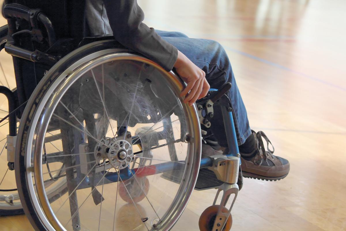 The IHRSA Foundation will be addressing the physical activity needs of people with disabilities