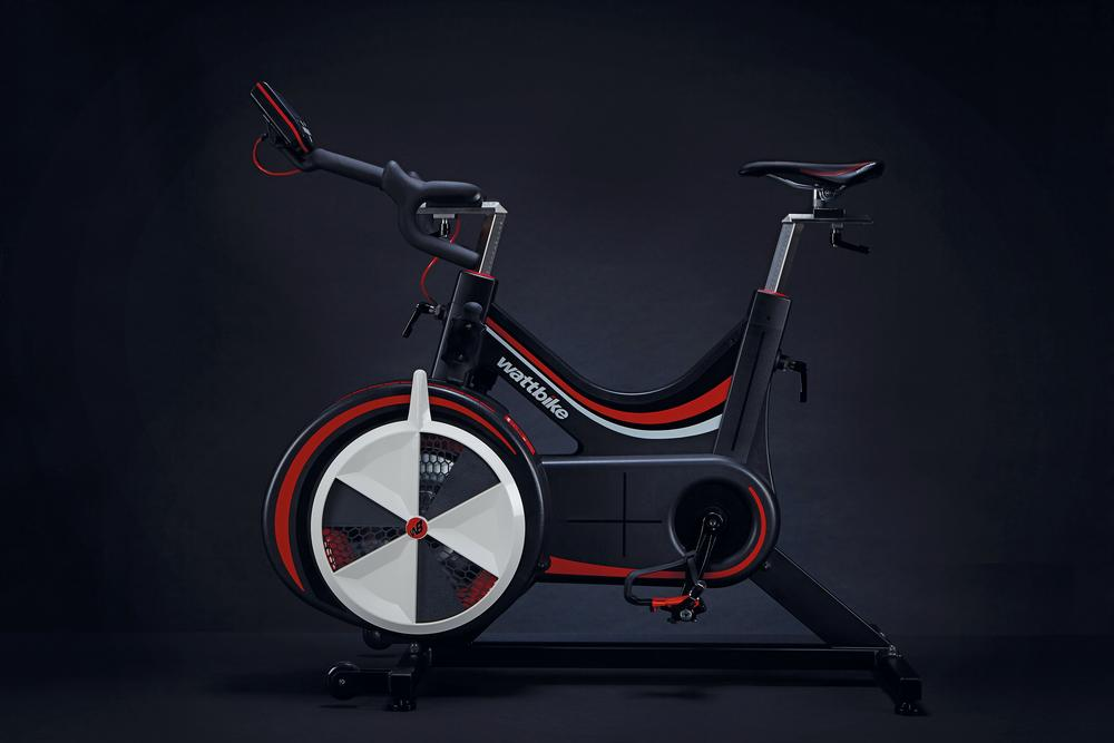 The Wattbike has been at the forefront of cycling technology for a decade