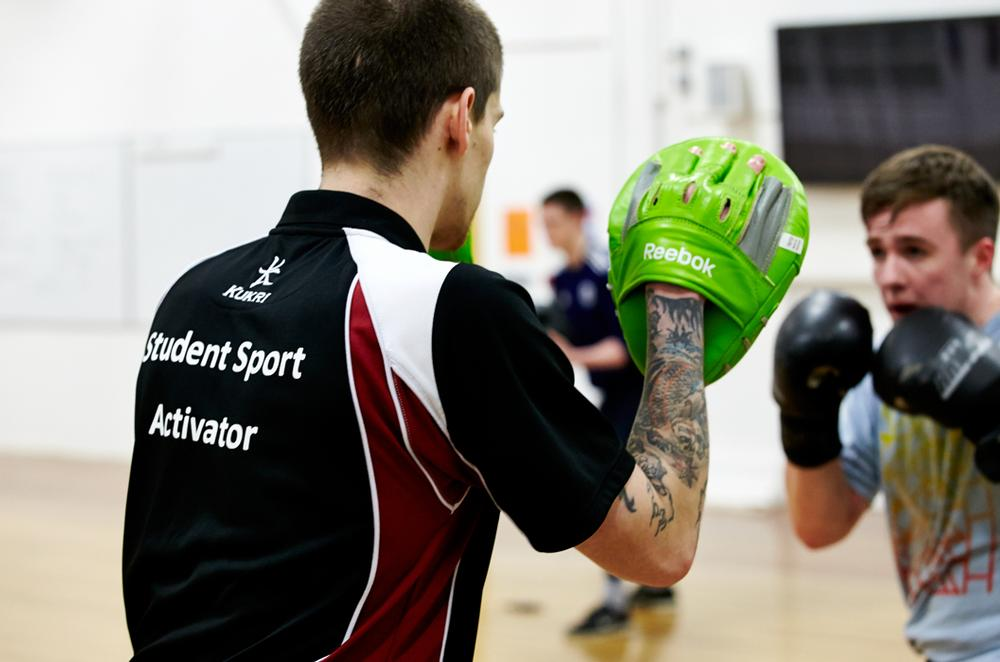 Sheffield Hallam University currently has 4,759 paying sport and fitness members at its clubs, across all user categories