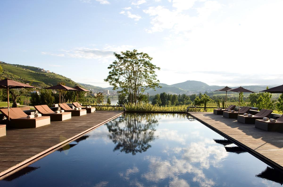 The resort and spa is the first to be operated by Six Senses in Europe