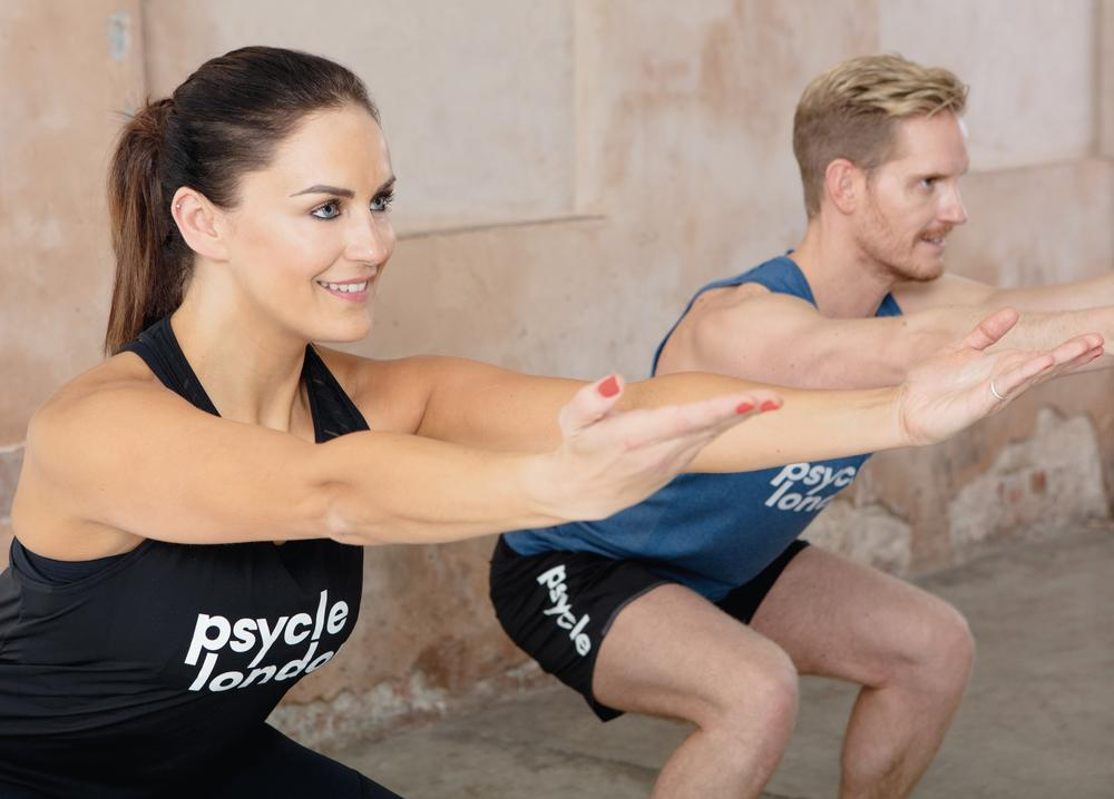 Psycle customers learn that exercise can have a positive impact on all aspects of their lives