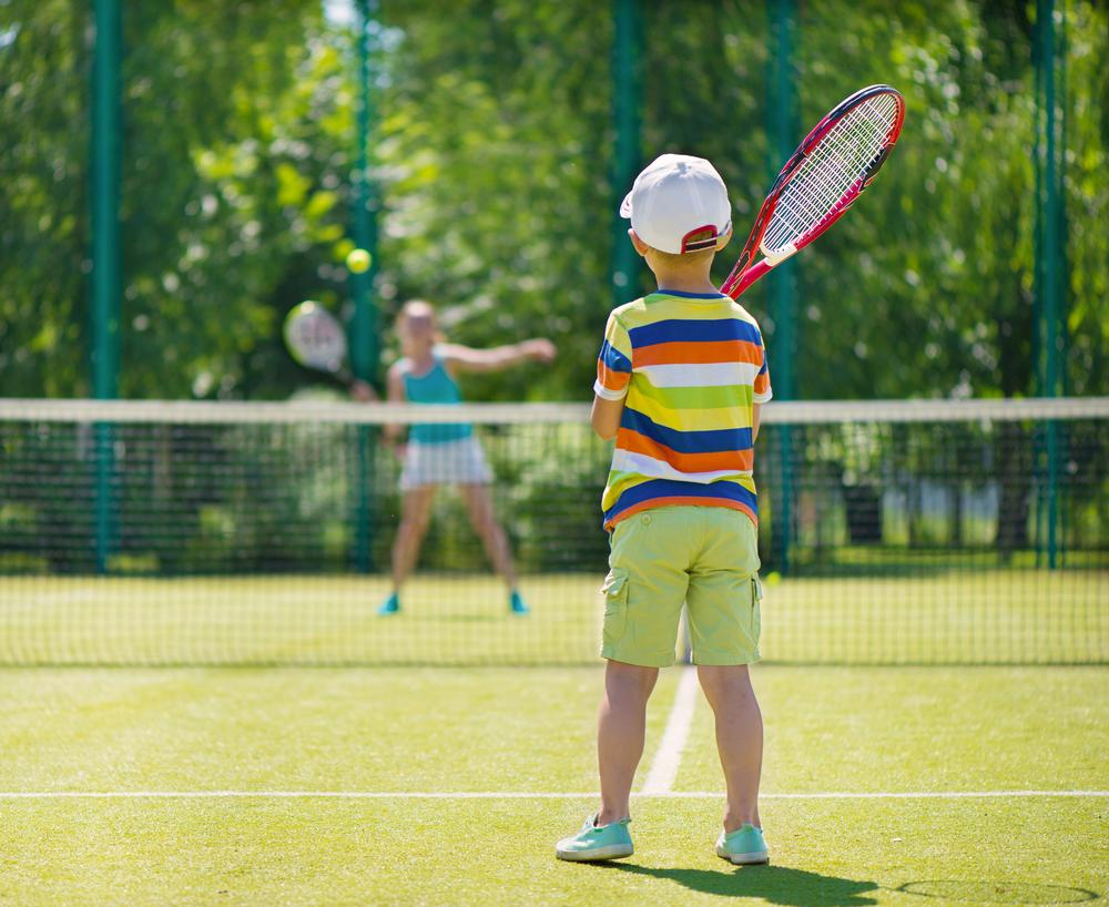 At the heart of the LTA's strategy is getting more young people into tennis. Downey plans to do this by focusing on the sport's 'bedrocks' – clubs and parks / shutterstock