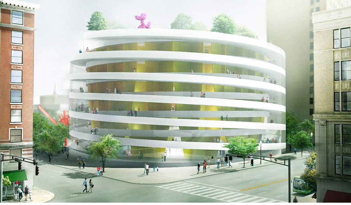 Office For Design And Architecture Intended The Concept Design For The Lousville Childrens Museum By Awardwinning Us Architecture Studio Design Office Takebayashi Scroggin Revealed World Rankings Rate And Architectural High