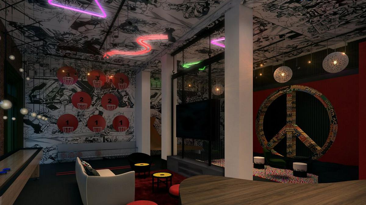 Viceroy To Open Bohemian San Francisco Hotel Architecture And - Hotel design games