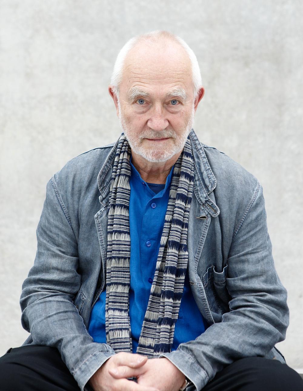 Peter Zumthor studied in Basel, Switzerland and New York. He launched his practice in Haldenstein in 1979 / Martin Mischkulnig, courtesy of Peter Zumthor/Part