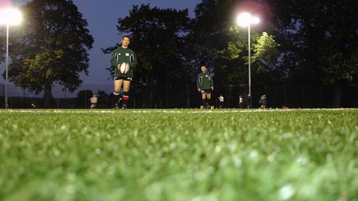 Artificial pitches are being built to avoid weather-related match postponements  / Rugby Football Union