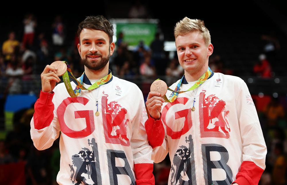 Chris Langridge and Marcus Ellis' bronze medal success at Rio will no doubt reignite interest in badminton / David Davies / Press Association