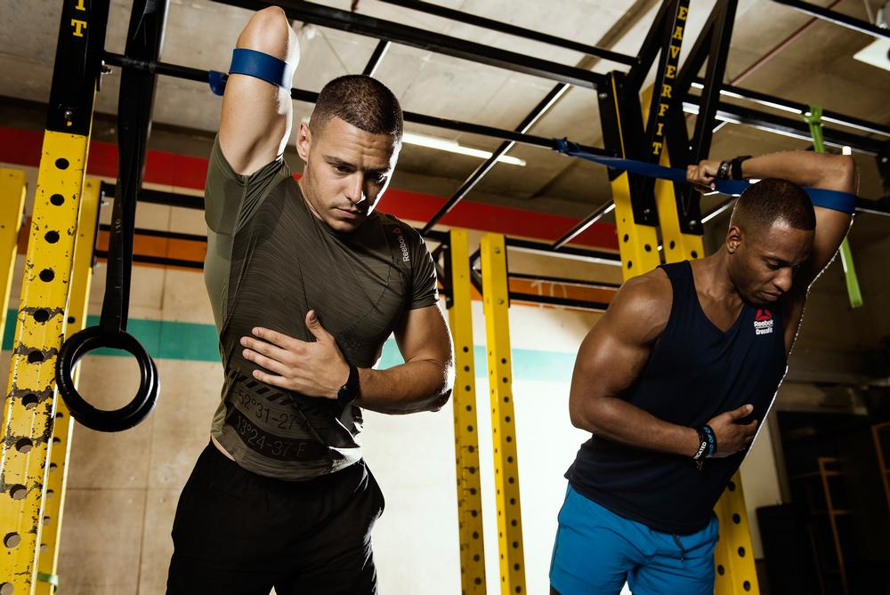 Gymbox offers a 30-minute prehab class at two of its locations, designed to improve members' flexibility