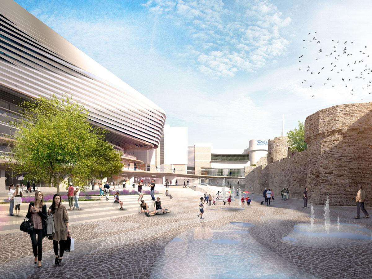 Work to begin on £70m Southampton leisure scheme