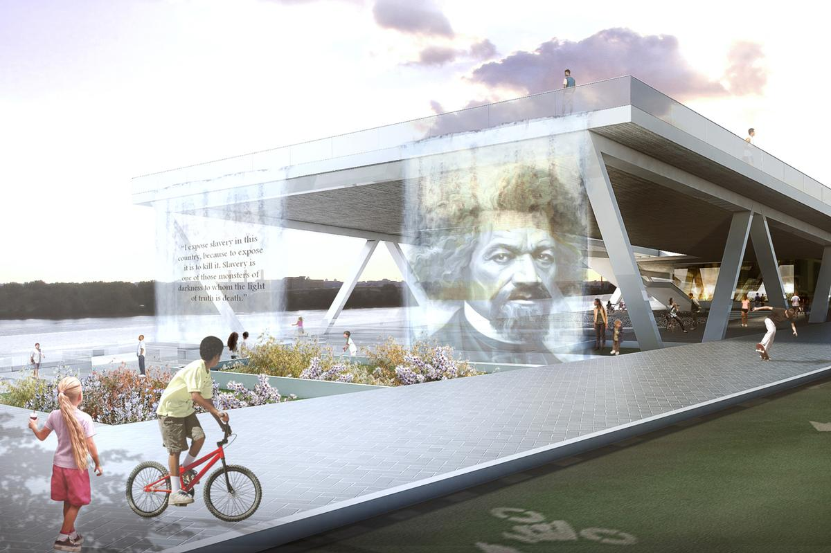 The project also has a large educational component / OMA and OLIN