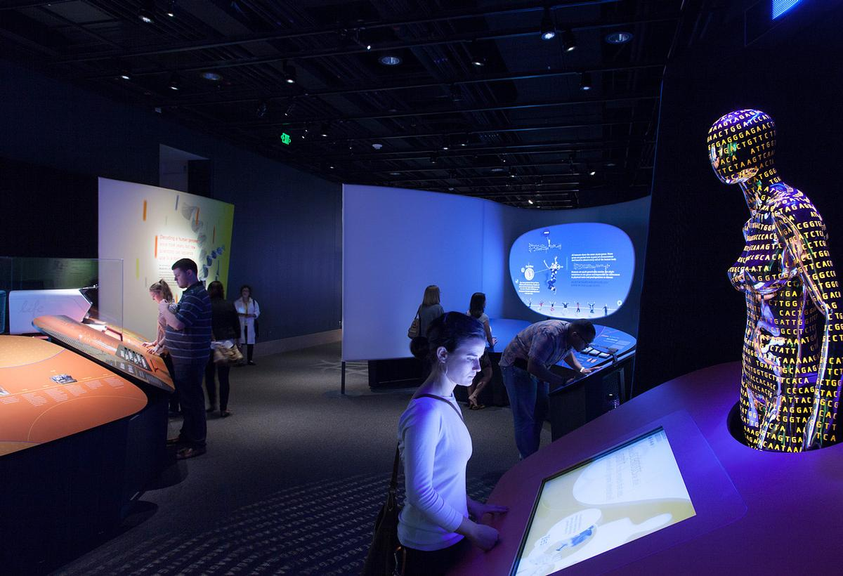 Exhibition Booth Hs Code : Industry gears up for museum tech one day event
