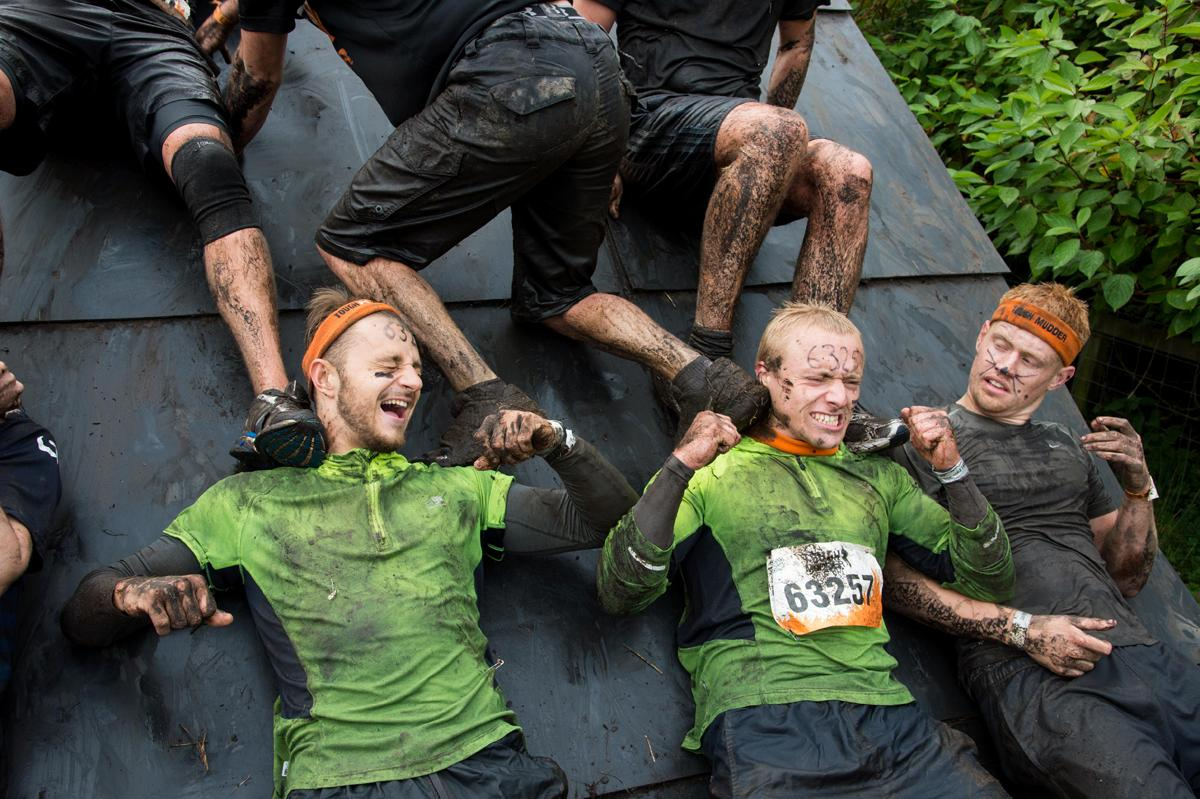 Tough Mudder has attracted more than 1.5 million participants to date
