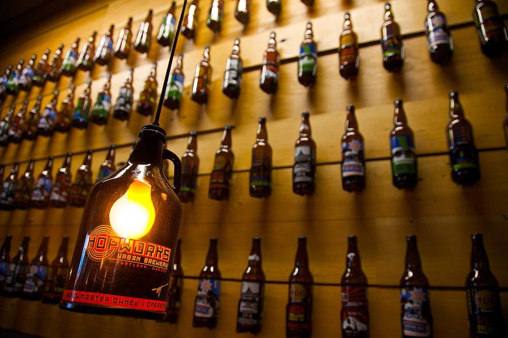 Hopworks Urban Brewery is 100 per cent renewably powered / Photo: © WWW.TRAVELPORTLAND.COM