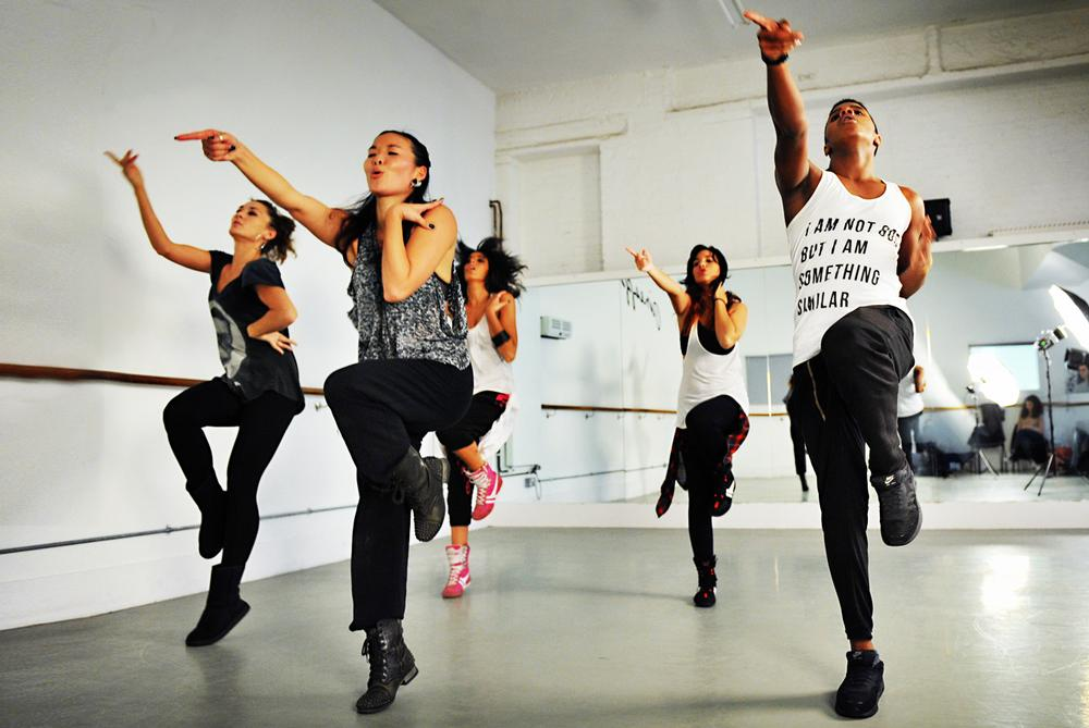 Street dance classes can appeal to young, non-exercisers / Photo: pineapple