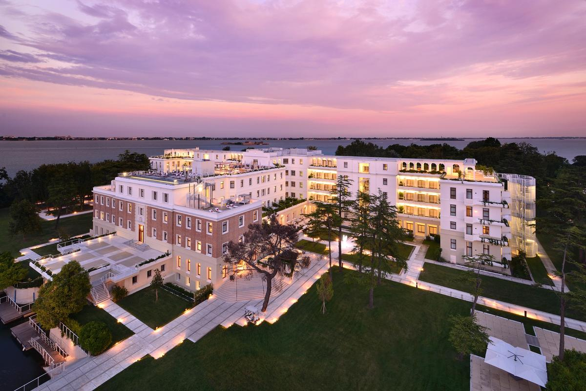 JW Marriott Venice Resort + Spa opened last year / JW Marriott International