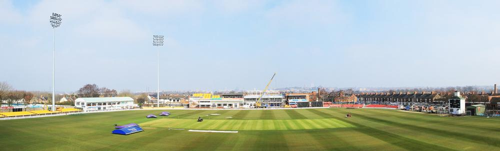 Leicestershire CCC's Grace Road ground will benefit from superfast wifi and parasols this season as a result of the investment