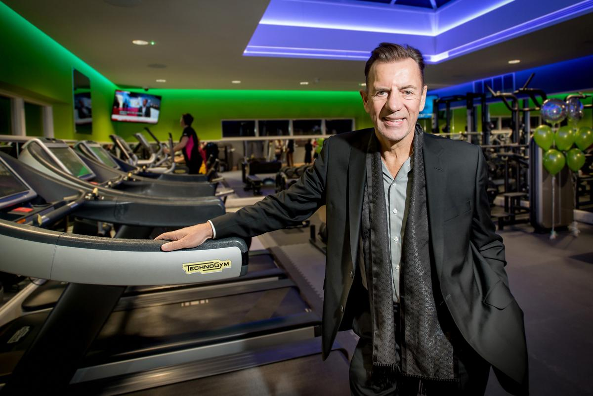 The new gym at Charlton House Spa Hotel features Technogym equipment and a focus on functional training
